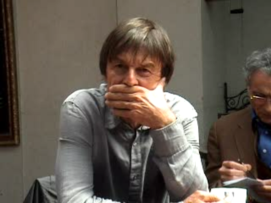 Interview de Nicolas Hulot